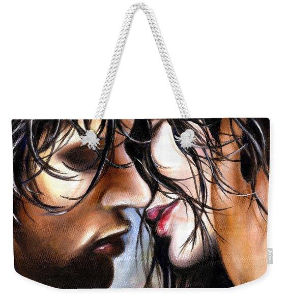 June Breeze Weekender Tote Bag