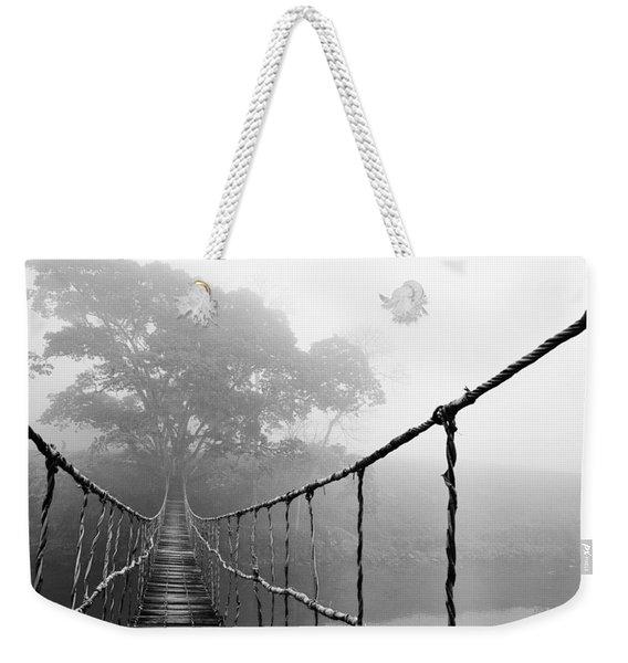 Jungle Journey 5 Weekender Tote Bag