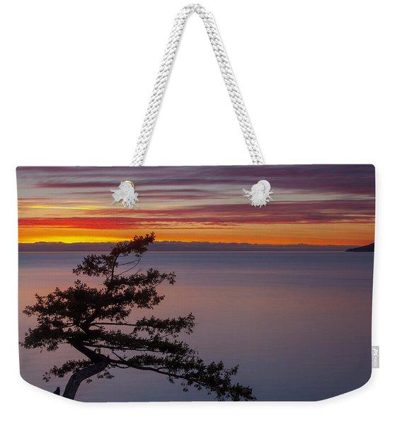 Juniper Point Weekender Tote Bag