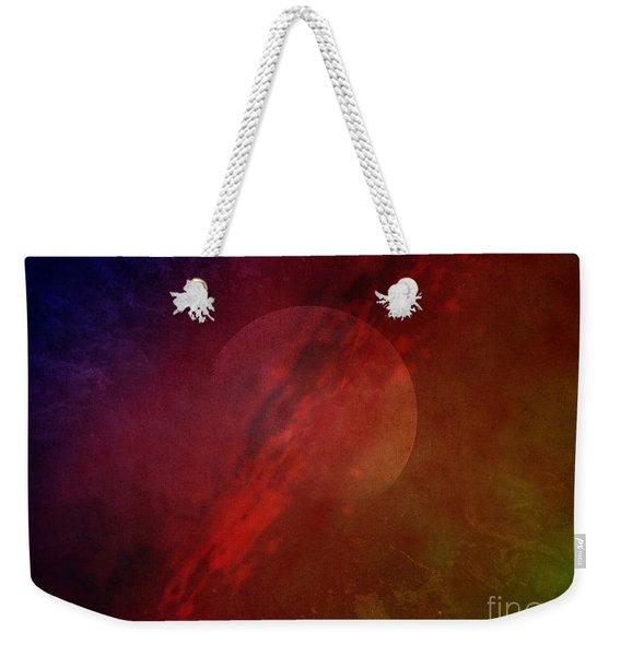 Jupiter Ascending Weekender Tote Bag
