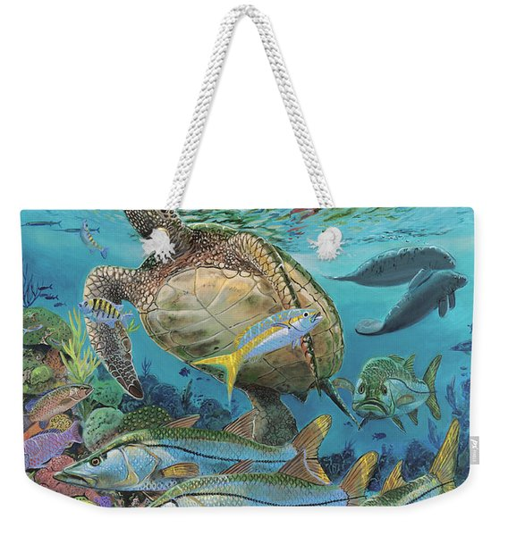Jupiter Haven Re001 Weekender Tote Bag