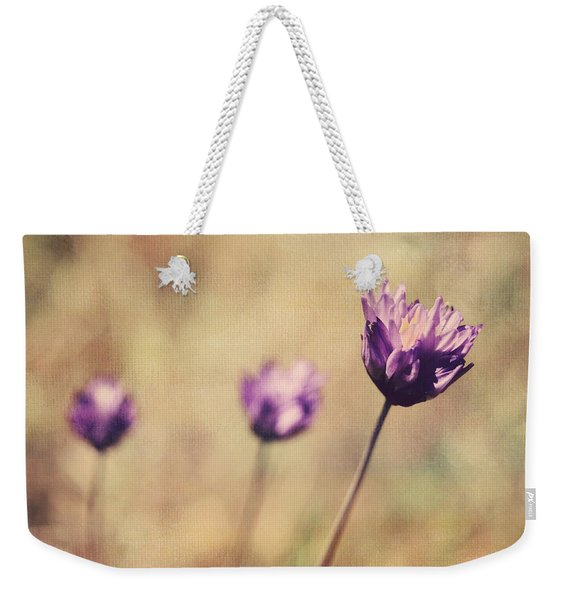 Just A Breath Away Weekender Tote Bag