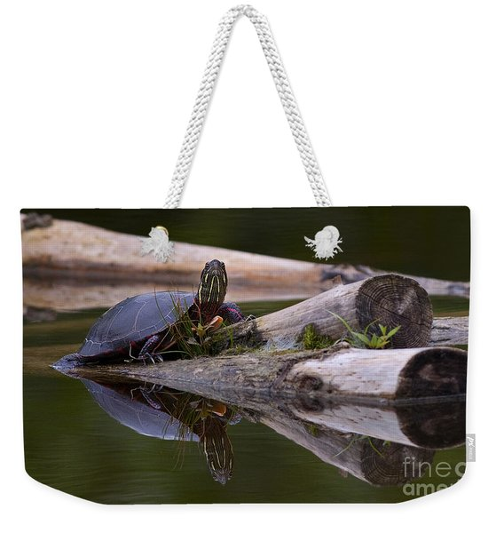 Just Chillin.. Weekender Tote Bag