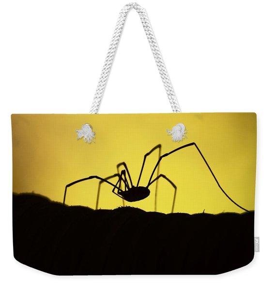 Just Creepy Weekender Tote Bag
