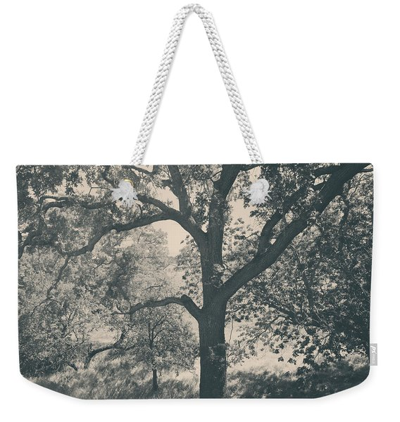 Just Hold On Weekender Tote Bag