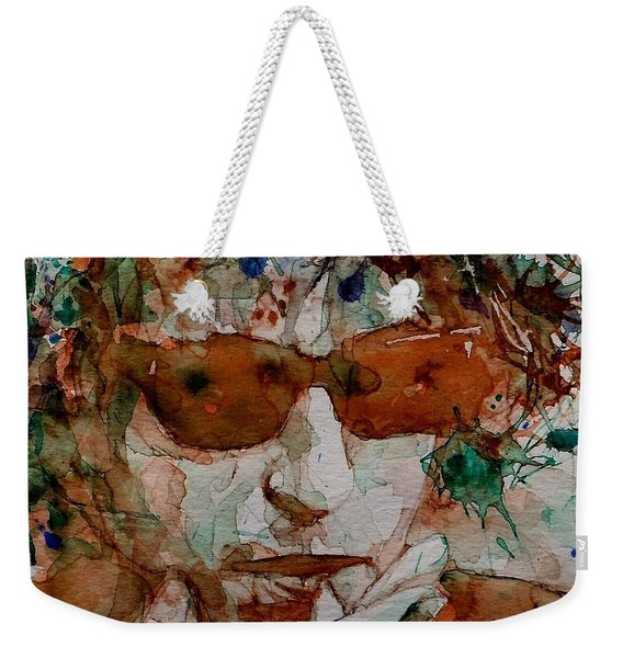 Just Like A Woman Weekender Tote Bag