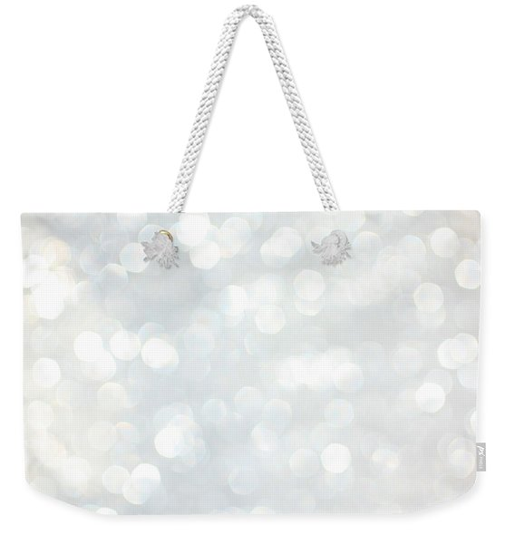 Just Like Heaven Weekender Tote Bag