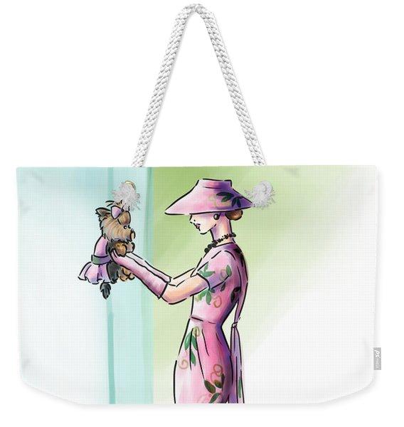 Just Like Mommy Weekender Tote Bag