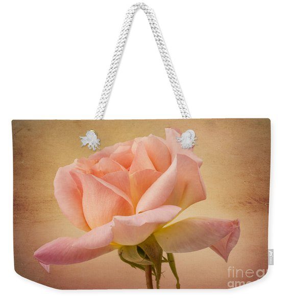 Just Peachy Weekender Tote Bag