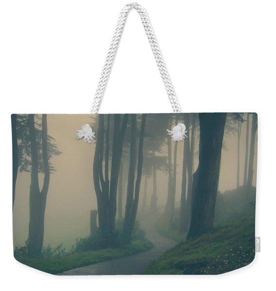 Just Whisper Weekender Tote Bag
