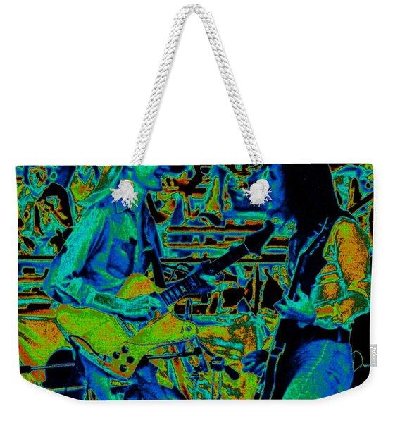 Jwinter #5 Enhanced Colors 1 Weekender Tote Bag