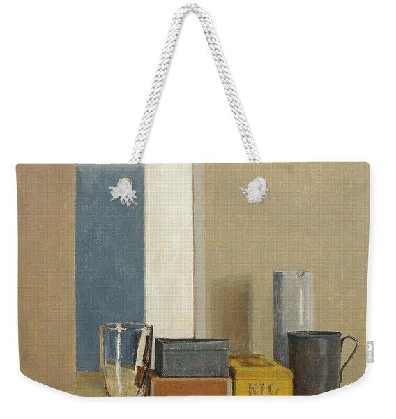 K L G Weekender Tote Bag