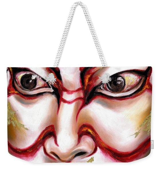 Kabuki One Weekender Tote Bag