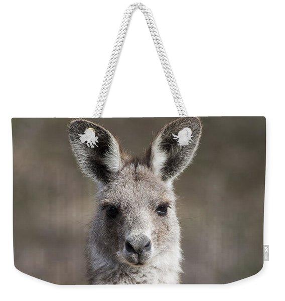 Kangaroo Weekender Tote Bag