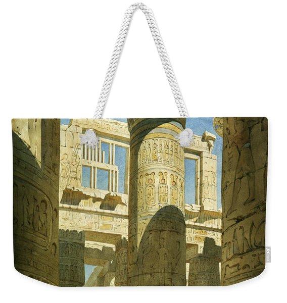 Karnak Weekender Tote Bag