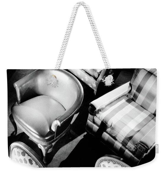 Karpen Chairs Weekender Tote Bag