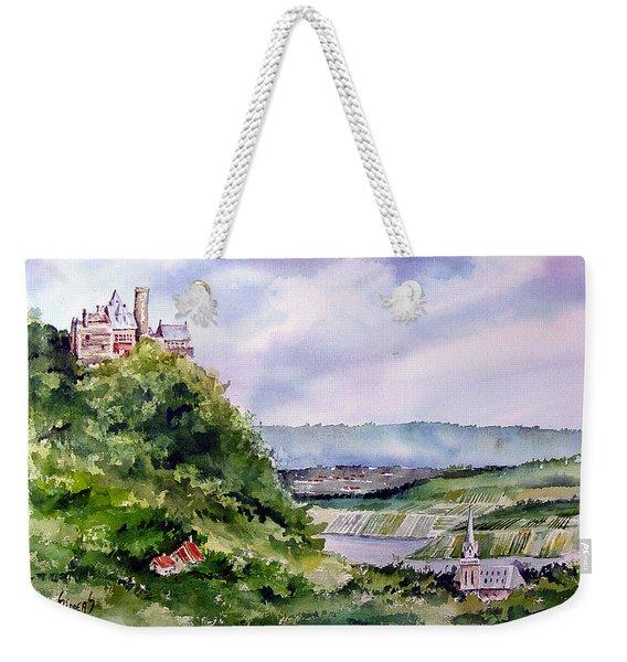 Katz Castle Weekender Tote Bag