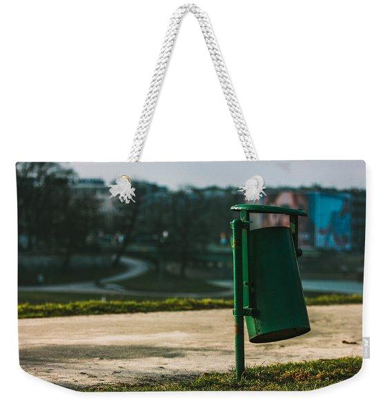 Keep Clean Weekender Tote Bag