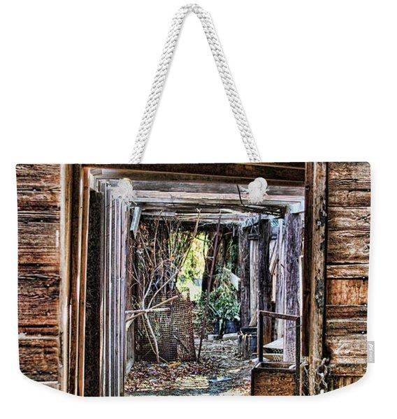 Keep Out By Diana Sainz Weekender Tote Bag