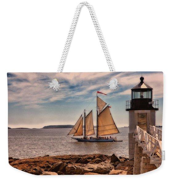 Keeping Vessels Safe Weekender Tote Bag