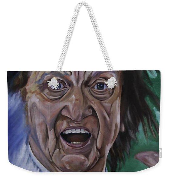Ken Dodd Weekender Tote Bag