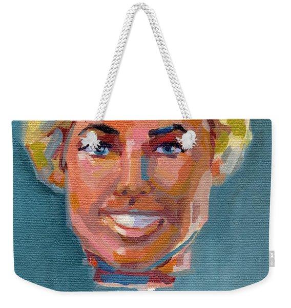 Ken On A Stick Weekender Tote Bag