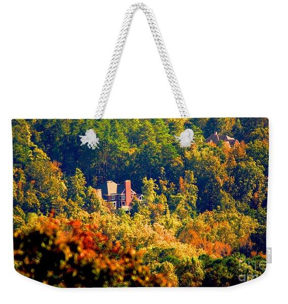 Kennesaw Hideout Weekender Tote Bag