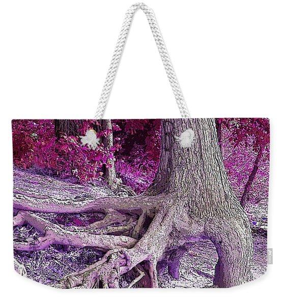 Kentucky Lake Roots  Weekender Tote Bag