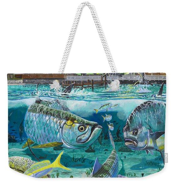 Key Largo Grand Slam Weekender Tote Bag