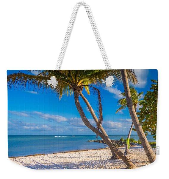 Key West Florida Weekender Tote Bag