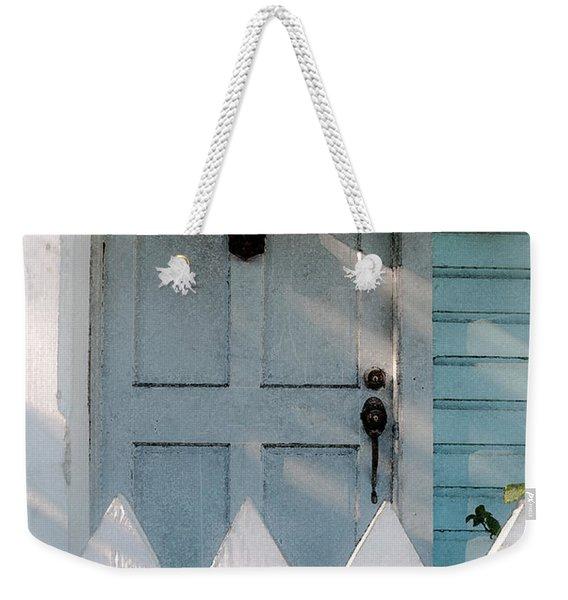 Key West Welcome To My Home Weekender Tote Bag