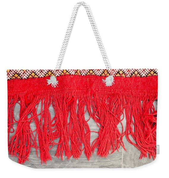 Kilim Rug Weekender Tote Bag