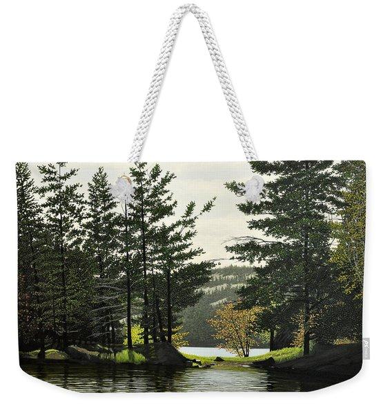 Killarney Weekender Tote Bag