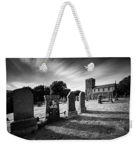 Kilmartin Parish Church Weekender Tote Bag