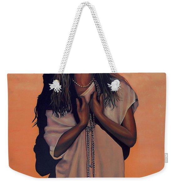 Kim Basinger Weekender Tote Bag