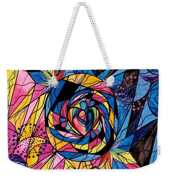 Kindred Soul Weekender Tote Bag