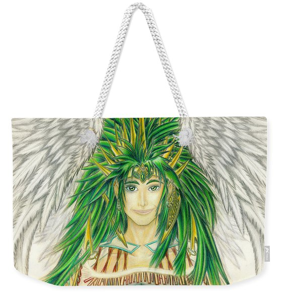 King Crai'riain Portrait Weekender Tote Bag