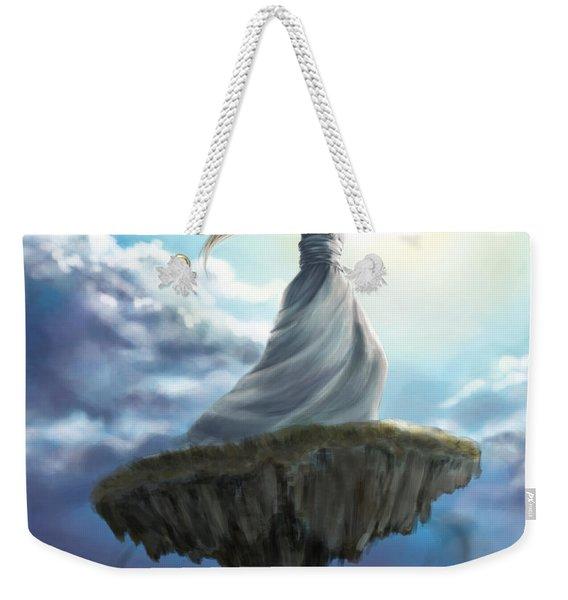 Kingdom Call Weekender Tote Bag