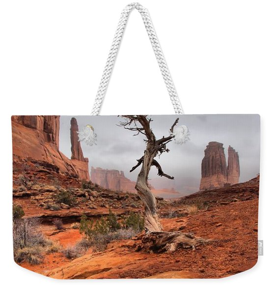 King's Tree Weekender Tote Bag