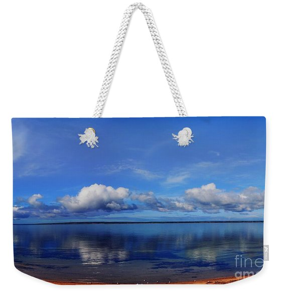 Kingscote View Weekender Tote Bag