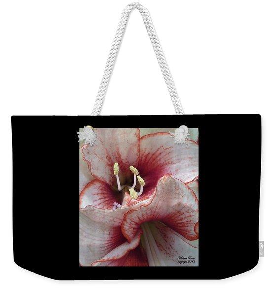 Kisses  Weekender Tote Bag