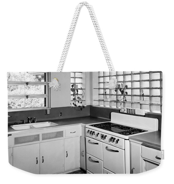 Kitchen In A Modern Home Weekender Tote Bag