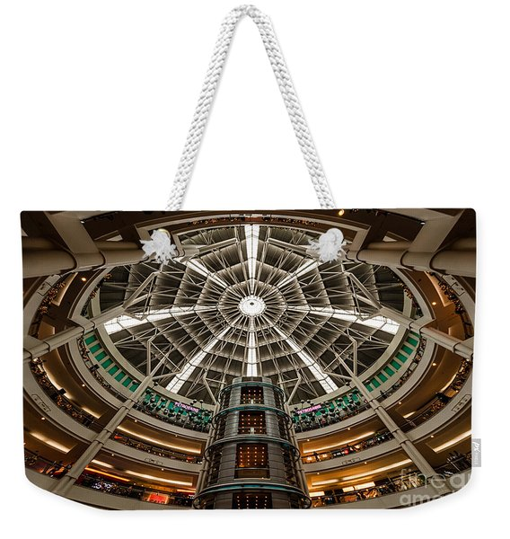 Klcc Mall Weekender Tote Bag