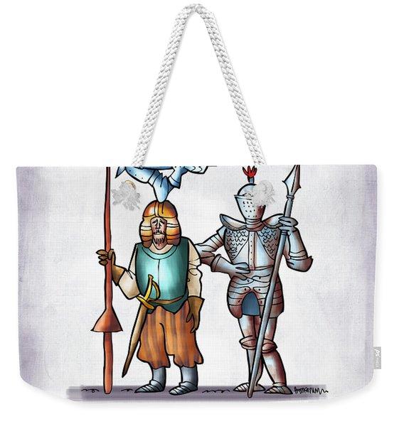 Knighthenge Weekender Tote Bag