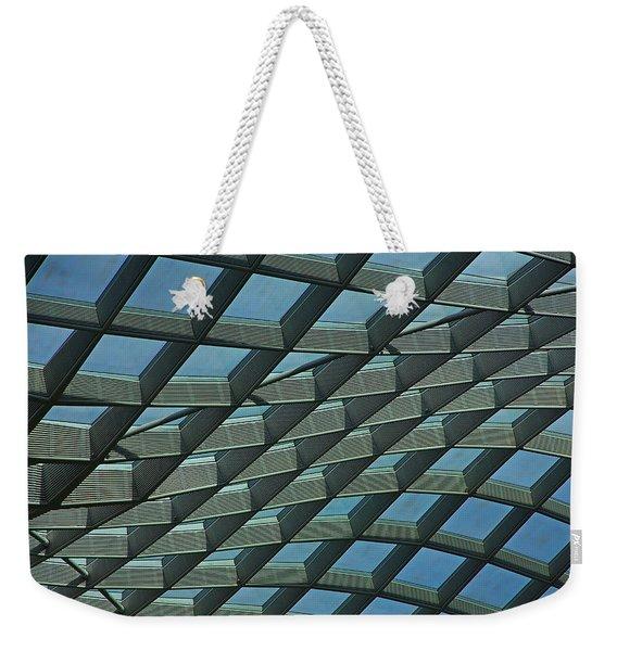 Kogod Courtyard Ceiling #6 Weekender Tote Bag