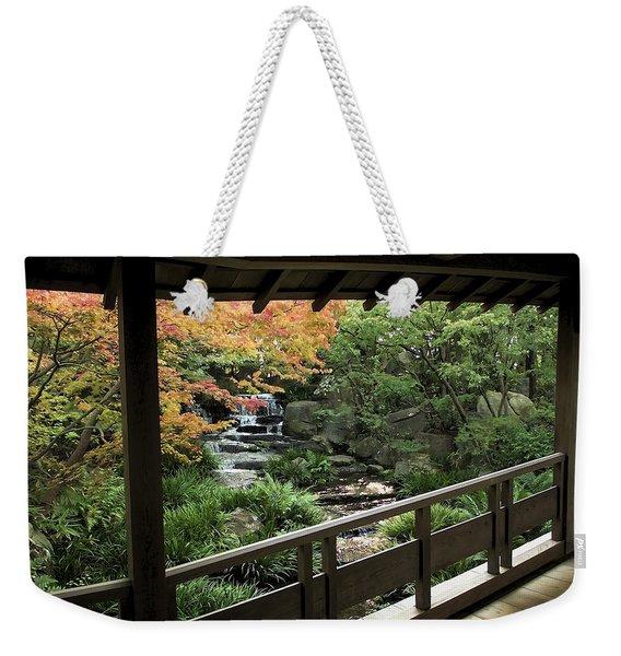 Kokoen Garden - Himeji City Japan Weekender Tote Bag