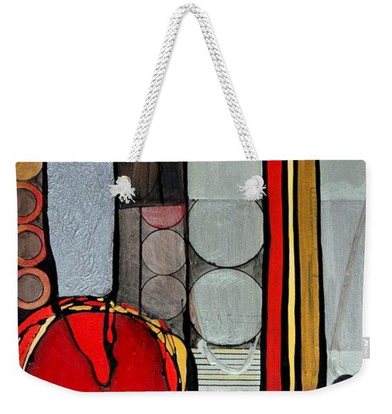 Kol Dichfin Weekender Tote Bag