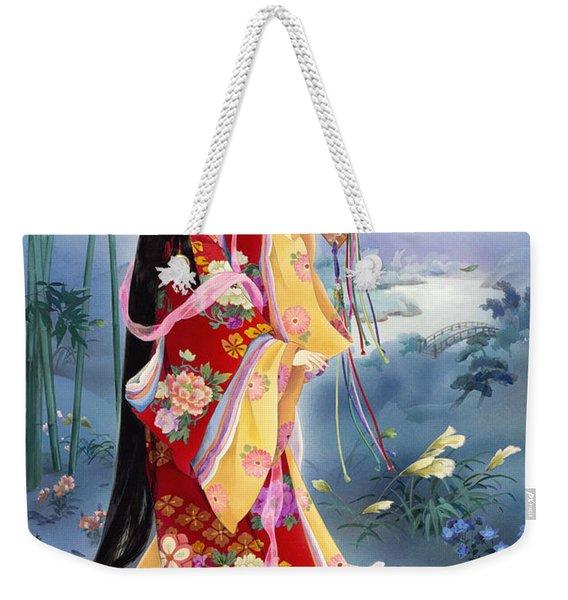 Komachi Weekender Tote Bag