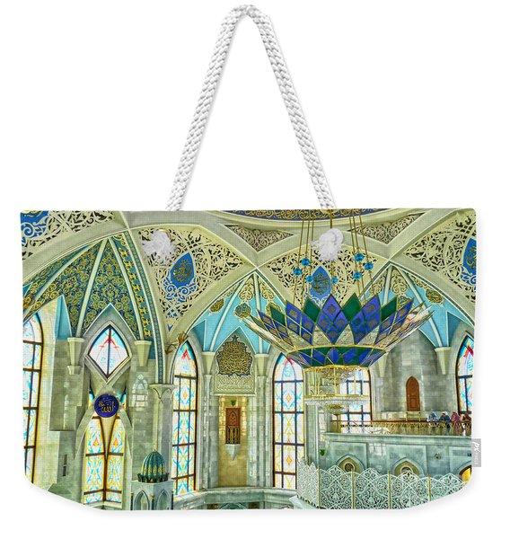 Kul-sharif-mosque Weekender Tote Bag