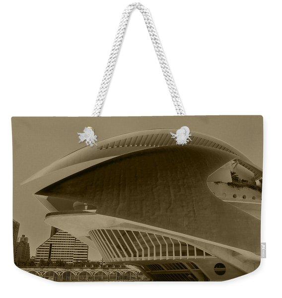 L' Hemisferic - Valencia Weekender Tote Bag